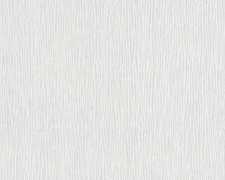 A.S. Création Wallpaper «Uni, Paintable, White» 243911