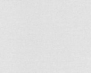 A.S. Création Wallpaper «Uni, Paintable, White» 246011