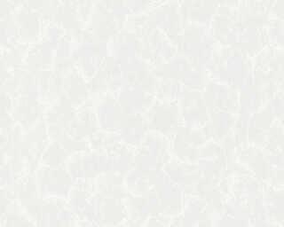 A.S. Création Wallpaper «Uni, White» 251619