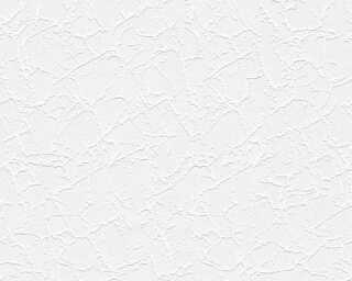 A.S. Création Wallpaper «Uni, White» 251718
