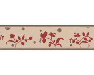 A.S. Création Border «Floral, Beige, Brown» 258823