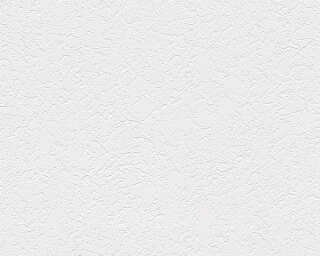 A.S. Création Wallpaper «Uni, White» 282910