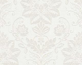 Tapete weiß beige  Tapetensuche - Tapeten-Artikel Beige, Weiß, Barock