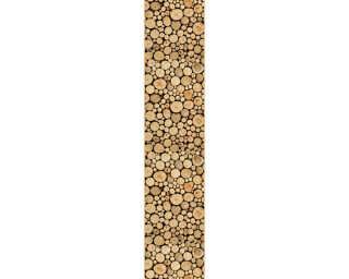 Livingwalls Designpanel «Holz, Beige, Braun» 300701
