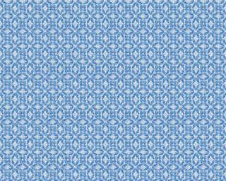 Oilily Обои «Графика, Белые, Синие» 302691