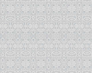 Esprit Home Wallpaper «Graphics, Grey, Metallic» 302763
