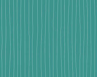Esprit Home Wallpaper «Stripes, Green» 302783