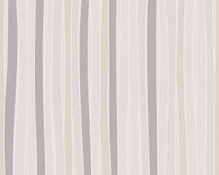 Esprit Home Wallpaper «Stripes, Beige, Brown, Cream» 302811