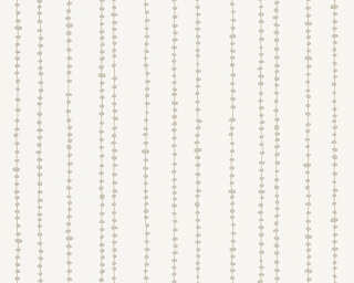 Esprit Home Wallpaper «Stripes, Brown, Cream» 302851