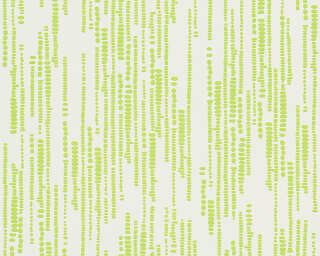 Esprit Home Wallpaper «Graphics, Green, White» 302862