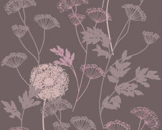 A.S. Création Обои «Цветы, Коричневыe, Розовые» 302939