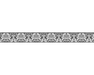 A.S. Création Border «Baroque, Black, White» 303893