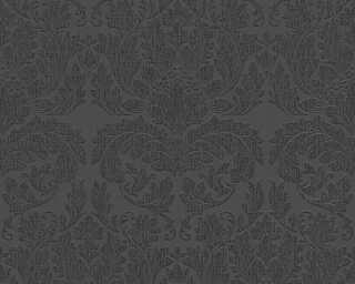MICHALSKY LIVING Обои «Барокко, Металлик, Черные» 303965