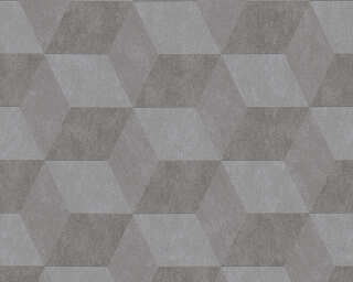 MICHALSKY LIVING Wallpaper «Graphics, Brown» 303982
