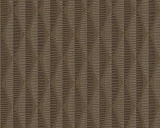 A.S. Création Wallpaper «Graphics, Brown» 304173