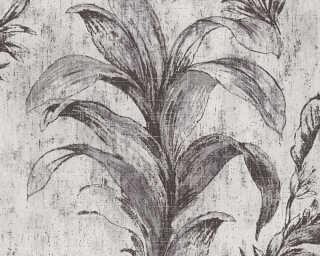 MICHALSKY LIVING Обои «Флора, Бежевые, Коричневыe» 304562