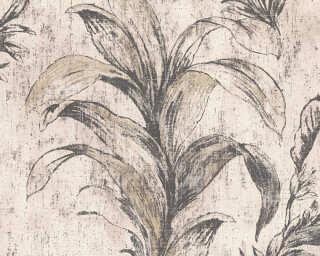 MICHALSKY LIVING Обои «Флора, Бежевые, Коричневыe, Кремовые» 304563