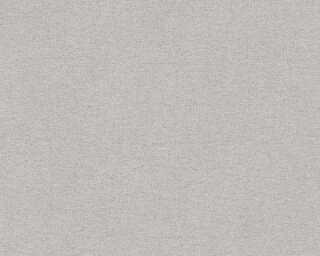 A.S. Création papier peint «Uni, gris» 304865