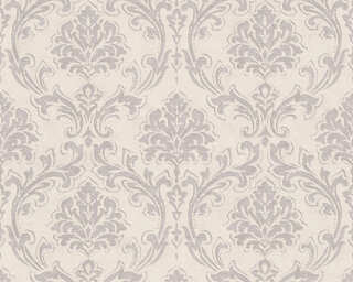 A.S. Création Wallpaper «Baroque, Brown, Cream, Metallic» 305043