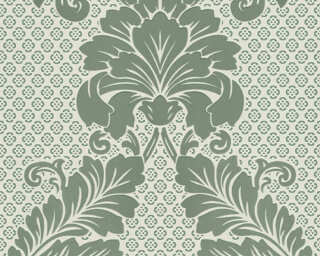Architects Paper Wallpaper «Baroque, Blue, Green, Turquoise» 305443