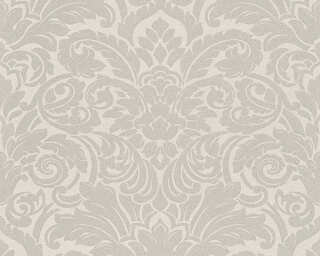 Architects Paper Wallpaper «Baroque, Cream, Metallic» 305451