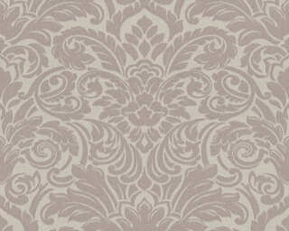 Architects Paper Wallpaper «Baroque, Brown, Metallic» 305452