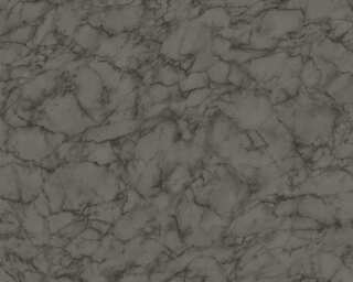 Daniel Hechter Wallpaper «Marble, Black, Grey» 305822