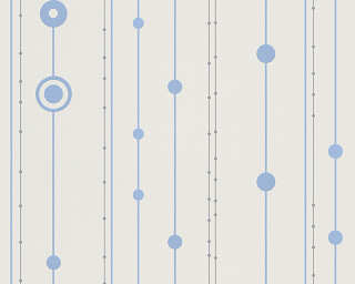 A.S. Création Обои «Графика, Белые, Серыe, Синие» 306002