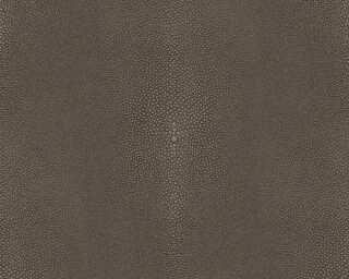 Lutèce papier peint «Uni, marron, noir» 306064