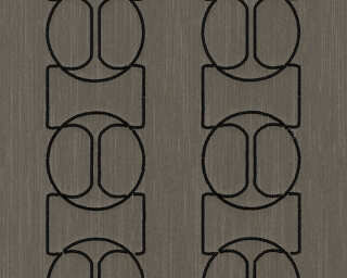 Architects Paper Design panel «Baroque, Brown, Metallic» 306135