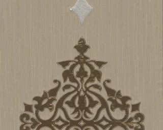 Architects Paper Design panel «Baroque, Cream, Metallic» 306174