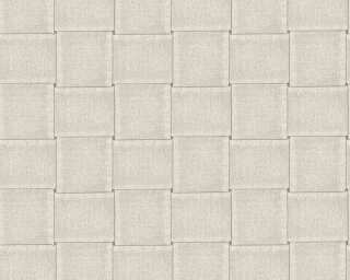 Daniel Hechter Wallpaper «Uni, Beige, Cream» 306497