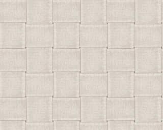 Daniel Hechter Wallpaper «Uni, Beige» 306498