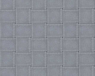 Daniel Hechter Wallpaper «Uni, Grey» 306499