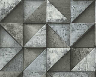 Daniel Hechter Wallpaper «Graphics, 3D, Black, Grey» 306504