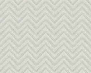 Lutèce papier peint «Graphique, blanc, gris» 306554