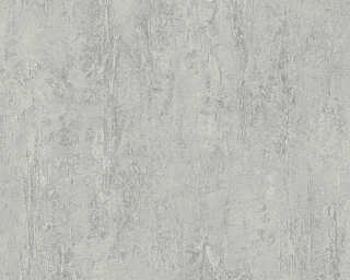Daniel Hechter Wallpaper «Uni, Grey» 306694