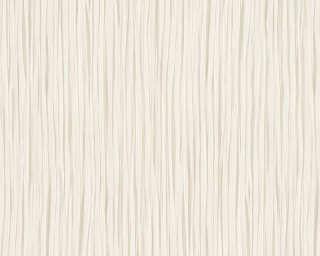 Daniel Hechter Wallpaper «Uni, Beige, White» 306853