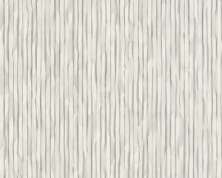 Daniel Hechter Wallpaper «Uni, Grey, White» 306861
