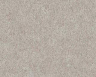 Lutèce Wallpaper «Uni, Beige, Grey, Red» 306876