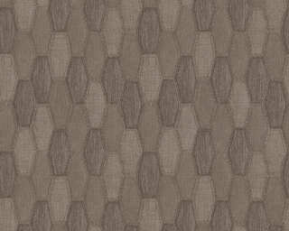 A.S. Création Wallpaper «Graphics, Brown» 306932