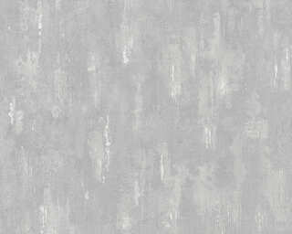 A.S. Création Wallpaper «Concrete, Grey» 306943