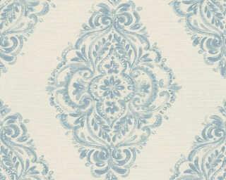 A.S. Création papier peint «Maison, beige, bleu» 306951