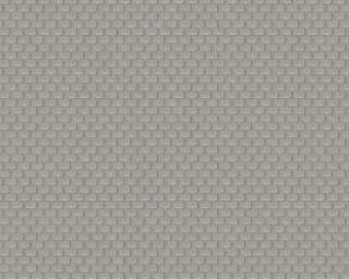 Architects Paper Wallpaper «Graphics, Grey, Metallic» 319083