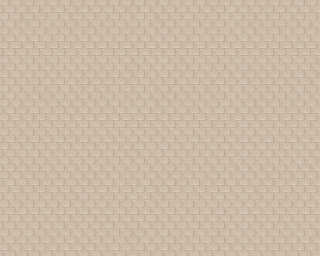 Architects Paper Wallpaper «Graphics, Beige, Metallic» 319086