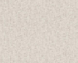 Lutèce Обои «Графика, Бежевые, Металлик, Серыe» 319482