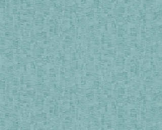 Lutèce Обои «Графика, Бирюзовые, Металлик, Синие» 319486