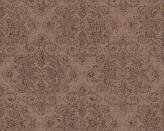 A.S. Création papier peint «Baroque, bronze, marron, métallique» 319903