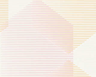 A.S. Création Tapete «Grafik, Bunt, Metallics, Weiß» 319972