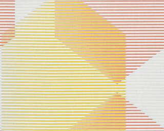 A.S. Création Tapete «Grafik, Bunt, Grau, Metallics» 319973